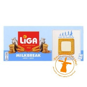 Liga Milkbreak