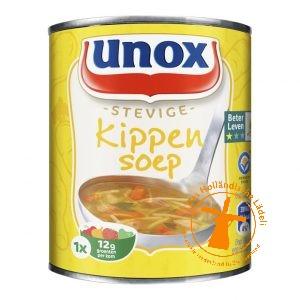 Unox_Blik_Kippen_soep_800ml
