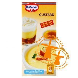 dr oetker custard