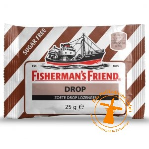 fishermans friend zoete drop