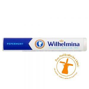 wilhelmina pepermunt rol 04.10.18