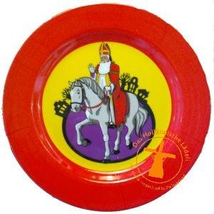 bord sint op paard