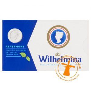 wilhelmina pepermunt schuifdoos