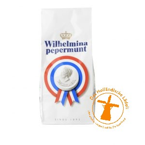 Wilhelmina pepermunt stazak