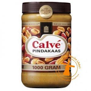 Calvé Pindakaas, grote pot