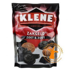 Klene Zakgeld