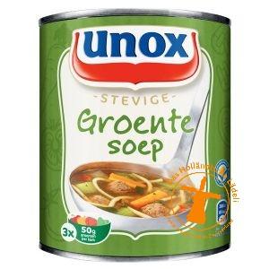 unox stevige groentesoep