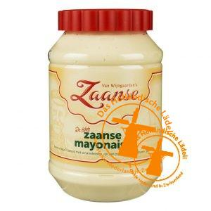 zaanse mayonaise pot