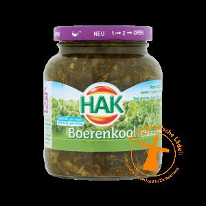Hak Boerenkool, 340