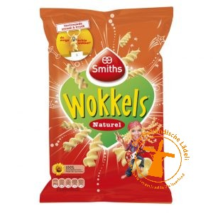 Smiths Wokkels naturel