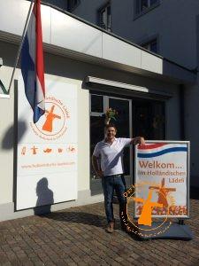 welkom in das Holländische Lädeli