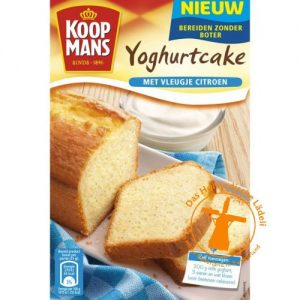 koopmans yoghurt cake